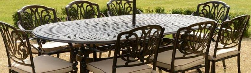 The Benefits Of Cast Aluminium Garden Furniture Rathwood