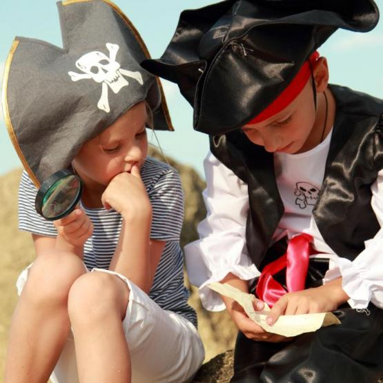 Halloween Pirate Adventure @ Rathwood