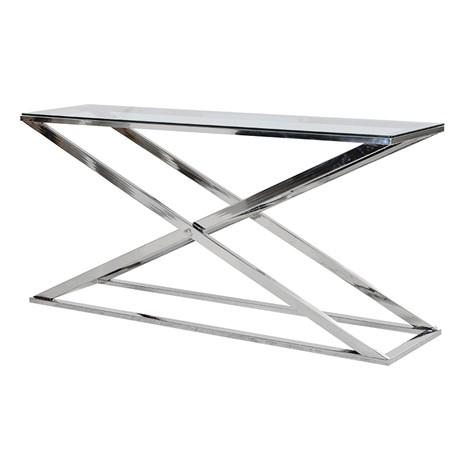 Urban x frame console table
