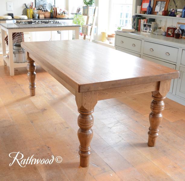 High Quality Fitzwilliam Farmhouse 7ft Table