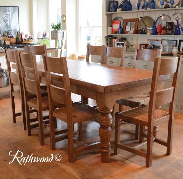 Fitzwilliam Farmhouse 7ft Table
