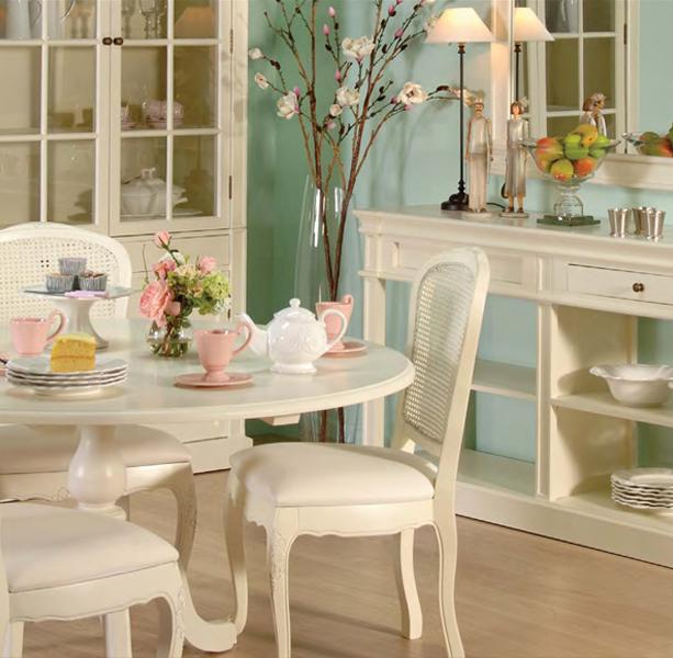 Amazoncom french country dining room table