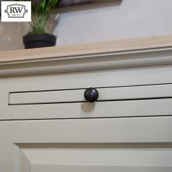 Clifton grey painted sideboard