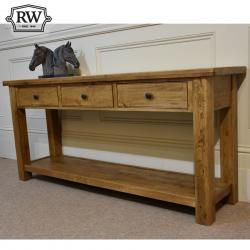 Fitzwilliam 1 8m console table