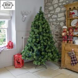 7ft premium nordic pine artificial christmas tree