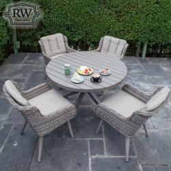 Oslo alfresco 4 seater set