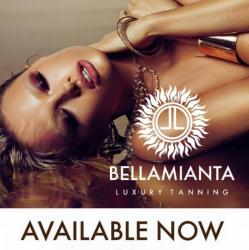 Party essentials voucher gelish fingers toes with a full body bellamianta tan