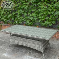 Rectangle dining table 200cm