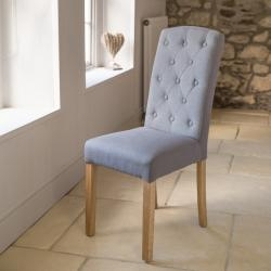 Rose grey chair