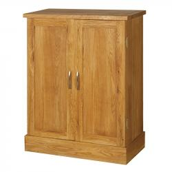 Manhattan oak 2 door cupboard