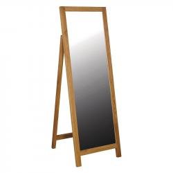 Manhattan oak full length dressing mirror