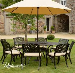 Rathgall dark garden set
