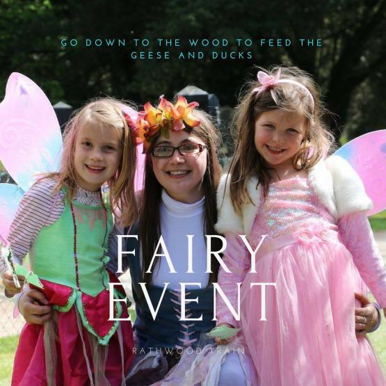 SENSATIONAL KIDS FAIRY EVENT