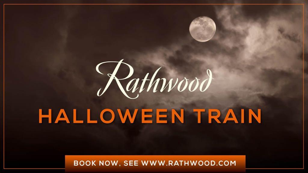 Events at Rathwood - Santa train, Halloween & Easter egg hunt