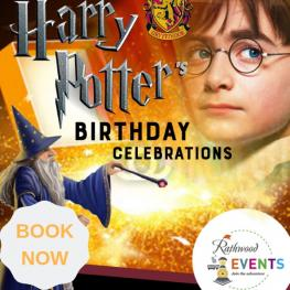 Harry Potter's Birthday