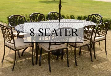 Garden Furniture Dublin garden furniture ireland - rathwood cast aluminium & rattan furniture