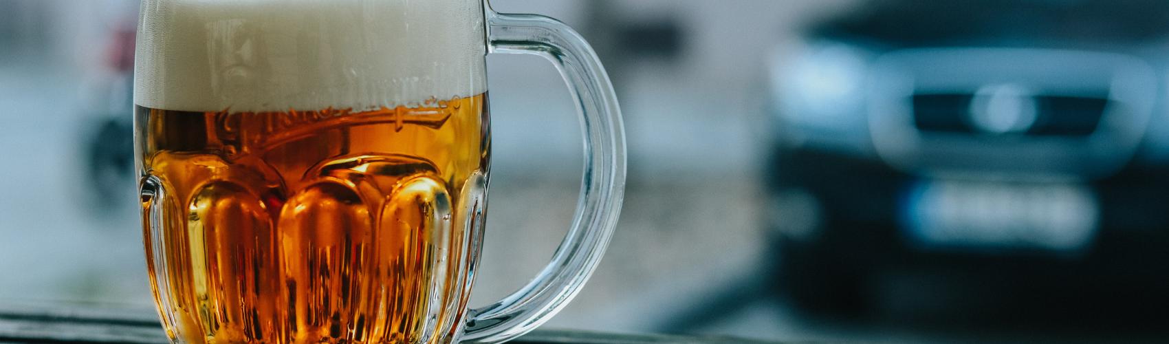 Build your own beer garden