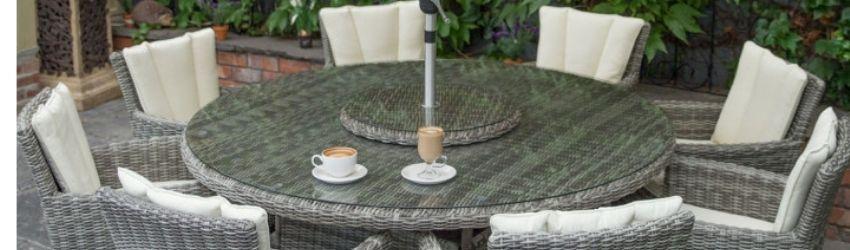 Perks of choosing rattan for garden   furniture