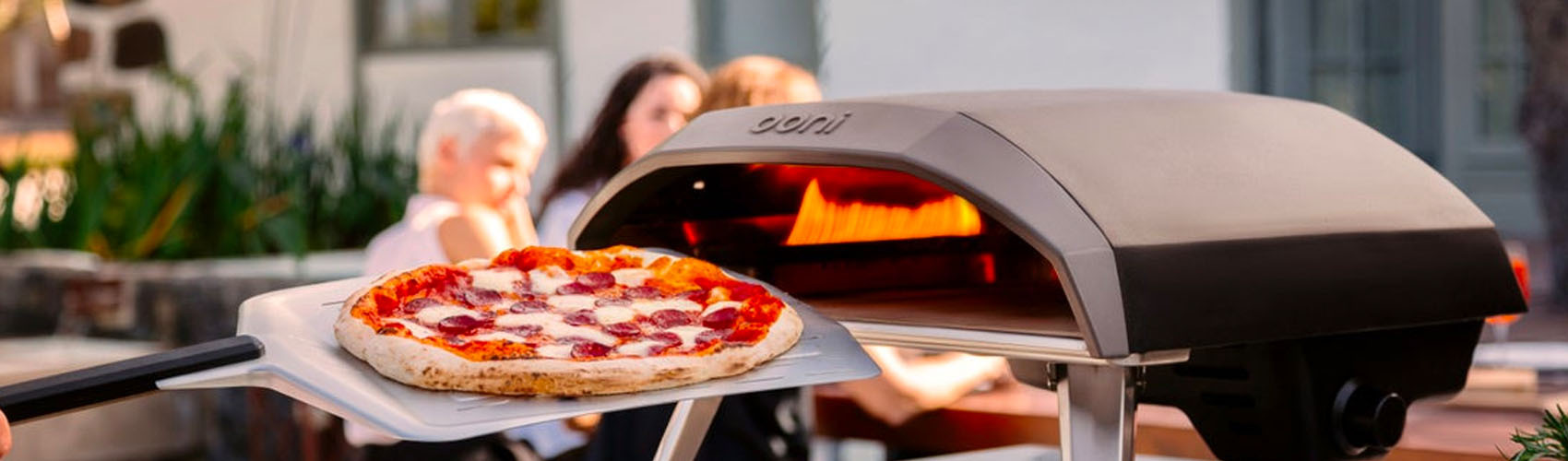 Why you should invest in an Ooni pizza oven