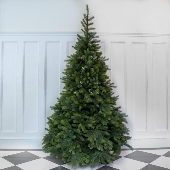 10ft premium icelandic pine artificial christmas tree