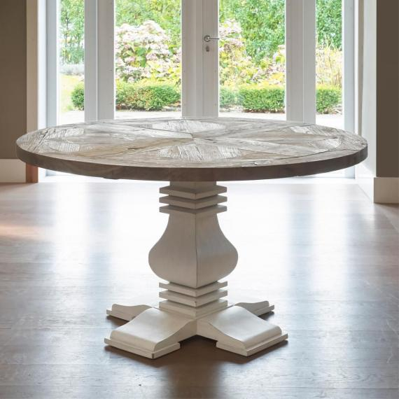 Crossroad dining table round