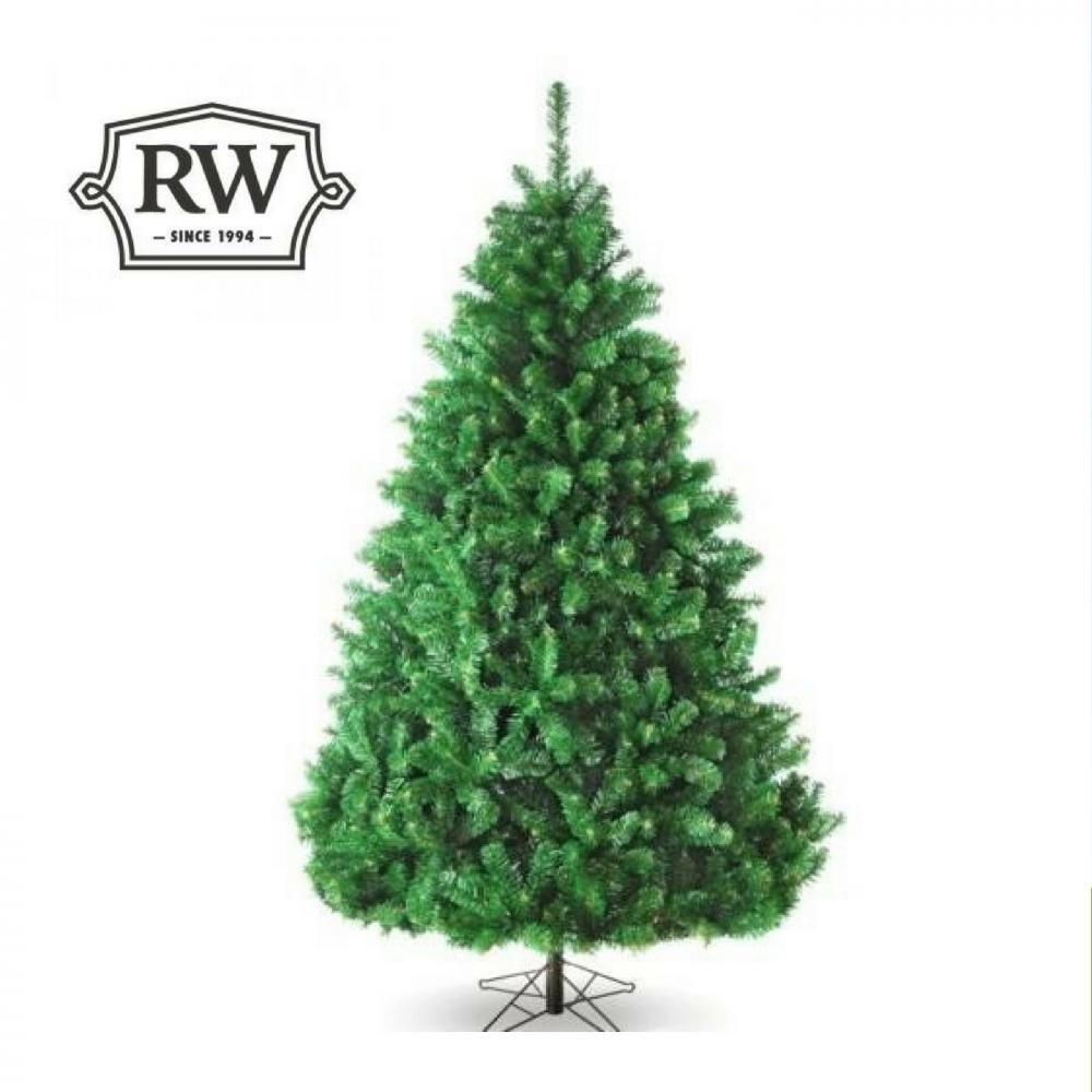 6ft Evergreen Full Christmas Tree Rathwood