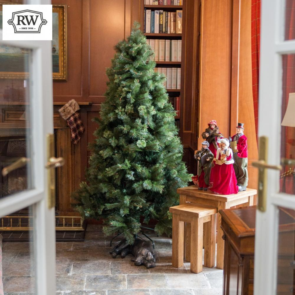 Artificial Christmas Trees Clearance: CLEARANCE: 8ft Premium Classic Pine Artificial Christmas