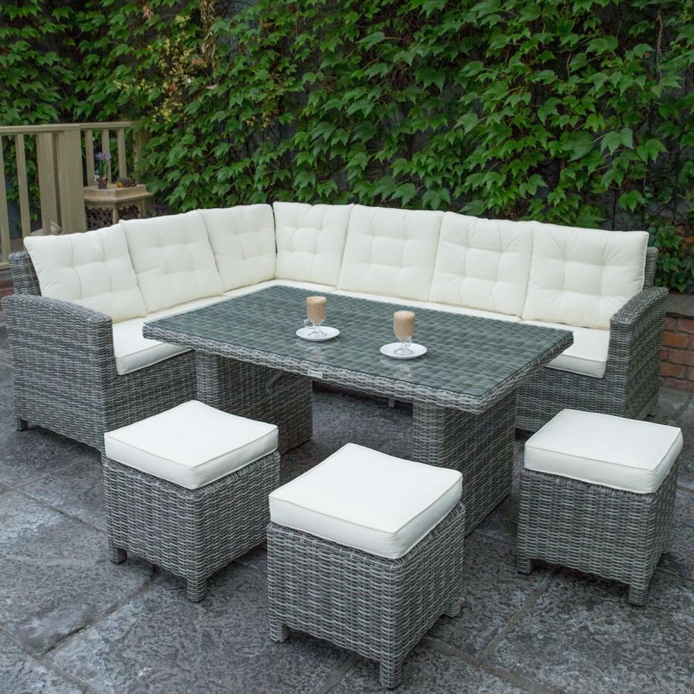 Corner Sofas In Oxford: Oxford Corner Set With Table