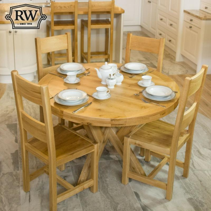 Kingston 1 2m Dining Table