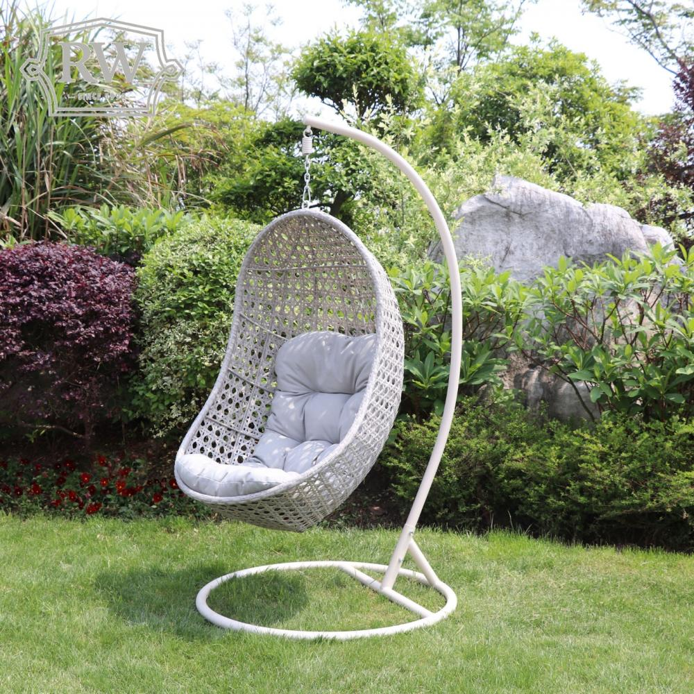 Single Pod Hanging Chair Rathwood