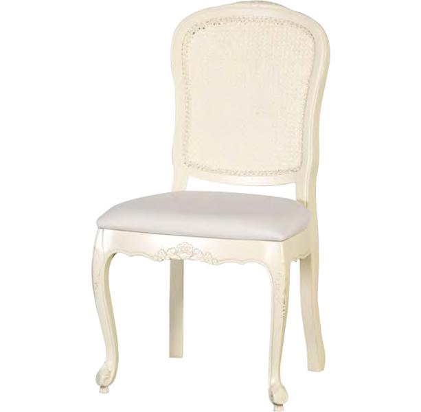 side style chateau chairs painted white french antique chair