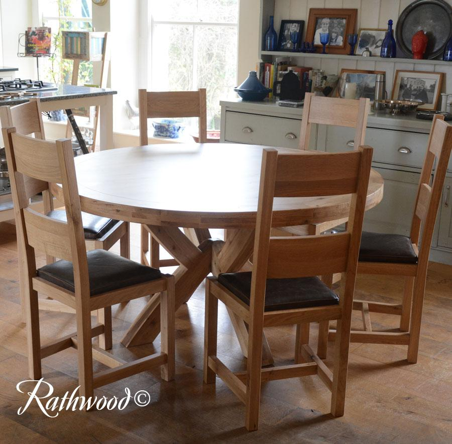 Kitchen Chairs Ireland: Kitchen Tables And Chairs Ireland. Hand Dining Table