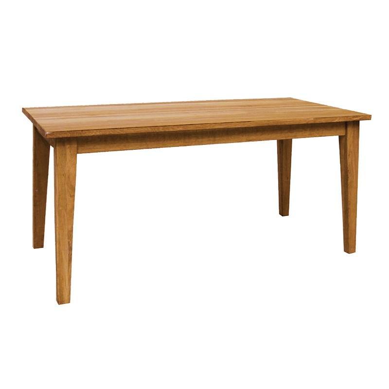 manhattan oak 4 6 quot dining table rathwood