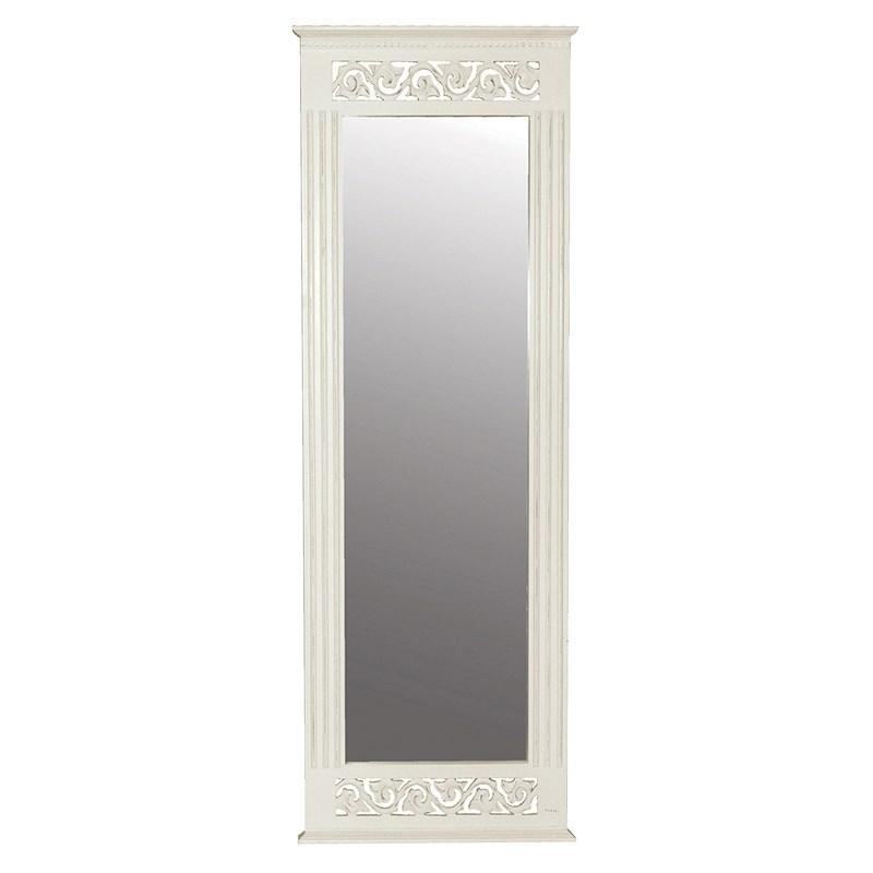 white tall wall mirror rathwood