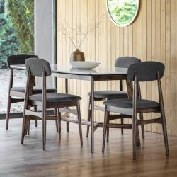 Barcelona urban 16m dining table