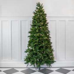 10ft tall slim scots pine christmas tree