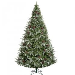 9ft premium fraser fir artificial christmas tree