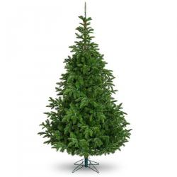 9ft premium noble fir artificial christmas tree