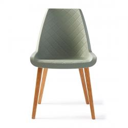 Amsterdam city dining chair soft green