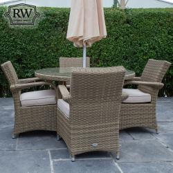 Warehouse clearance chester 4 seater set