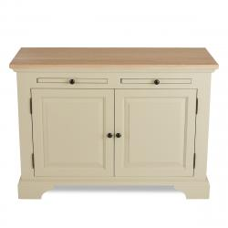 Warehouse clearance clifton grey painted sideboard