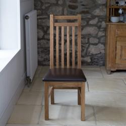 Fitzwilliam slatted dining chair