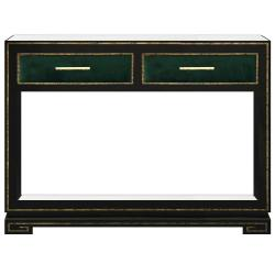 Gatsby 2 drawer console table