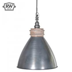 Industrial iron ceiling light