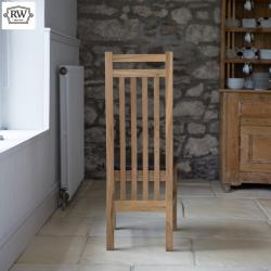 Kingston slatted dining chair