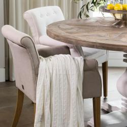 La scala dining armchair