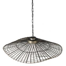 Orient bamboo ceiling light
