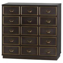 Orient merchant chest 15 drawer