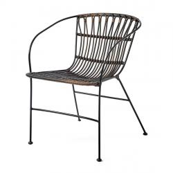 Outdoor carolina port stackable chair