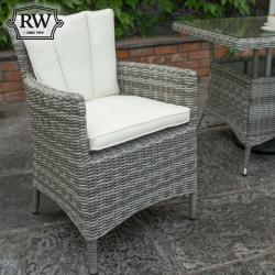 Warehouse clearance oxford 4 seater round set